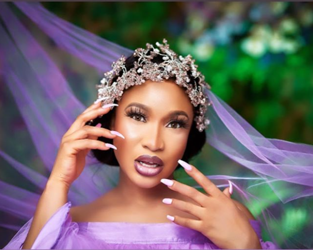 Actress Tonto Dikeh Reveals She Gets Two Brand New Car Gifts On Her Birthday (Video)