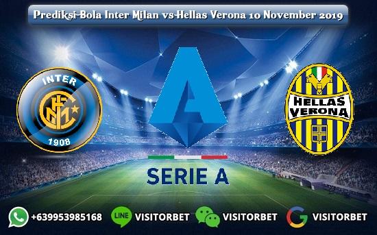Prediksi Skor Inter Milan vs Hellas Verona 10 November 2019