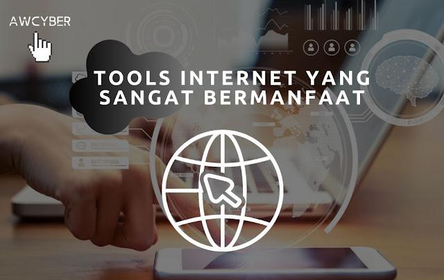 Tools Internet Yang Bermanfaat