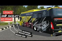 Download Mod MOD Bus SR2 Facelift HD Prime