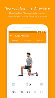 Virtuagym for Android