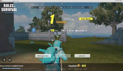 19 Maret 2018 - Serin 5.0 Walk on Water, Change Old Chams, Wh Clean, Wallhack Line Weapon, Speedup x2, No Grass, Anymore Cheats Rules of Survival PC Windows Download