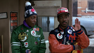Coming to America, Eddie Murphy & Arsenio Hall