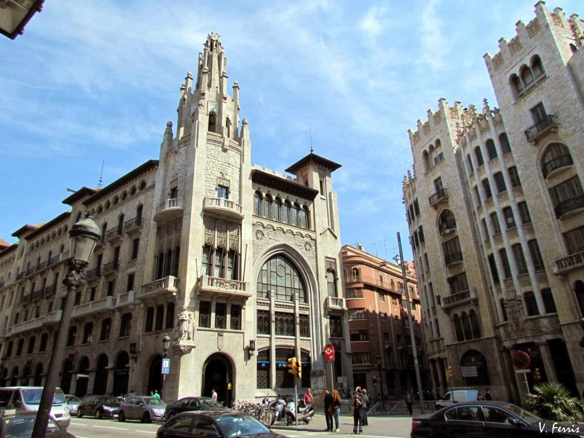Coronel von rohaut octubre 2013 - Caixa d estalvis i pensions de barcelona oficinas ...