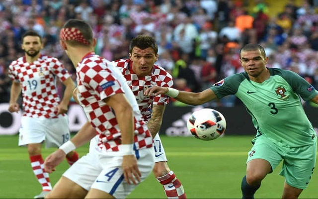 Croatia vs Portugal 0-1 at UEFA EURO 2016 GOALS HIGHLIGHTS VIDEO
