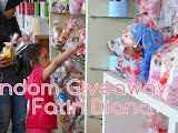 Random Giveaway by Fatin Diana