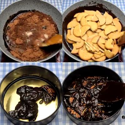 Resepi Kek Batik Indulgence