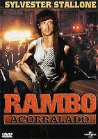 Estrenos cartelera española fin de semana 13 Septiembre. Acorralado (Rambo)
