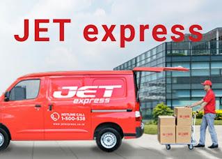 Lowongan Kerja Kurir JET express Tahun 2021