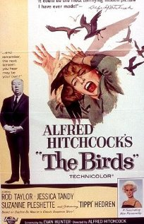 The Birds (1963)-POSTER