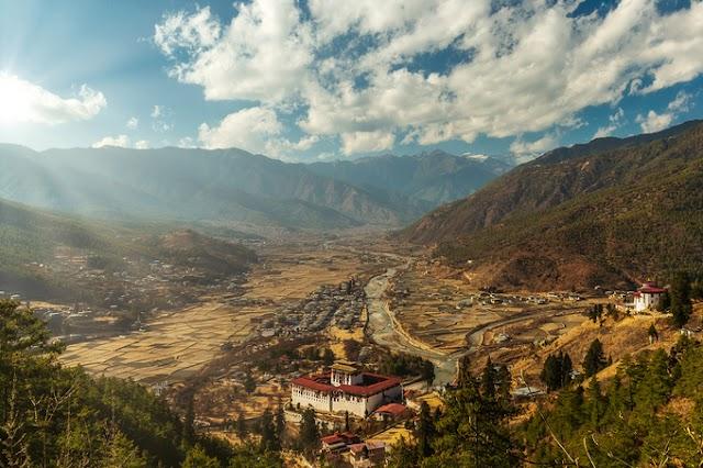 'Happy domain' of Bhutan