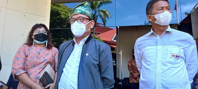 Kunker ke BP Batam, Ace Hasan Syadzily  Usulkan Asrama Haji Dikembangkan Kementerian Agama