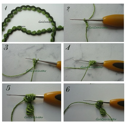 "Tutorial Crochet Encaje Irlandés: ""Lace Wings"""