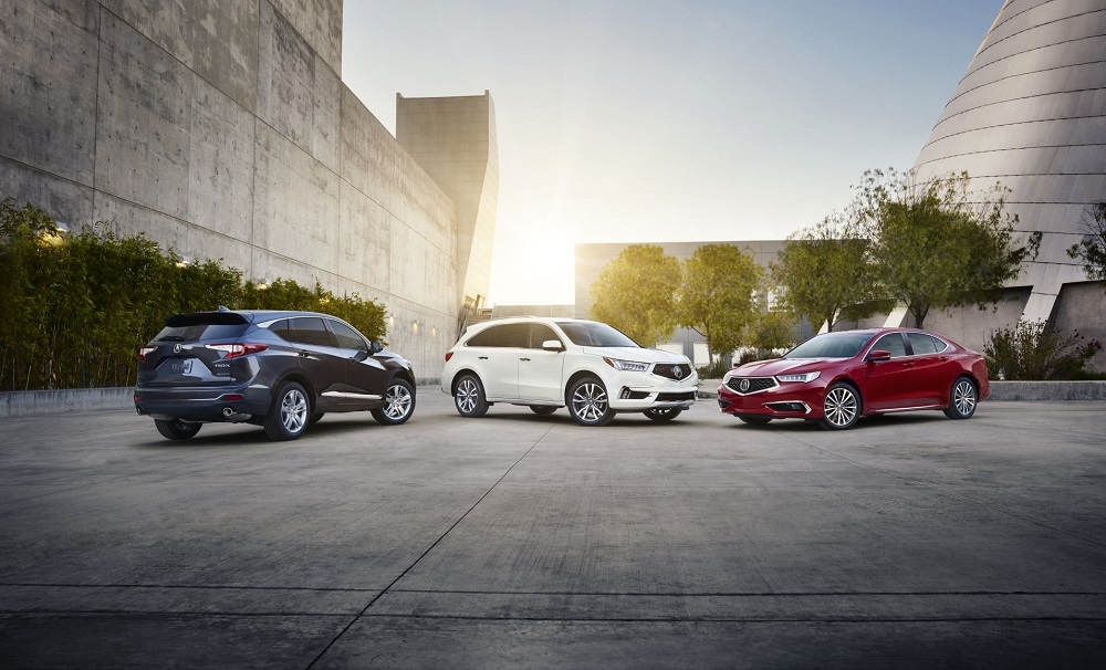 Acura now offers non-certified used-vehicle inventory online