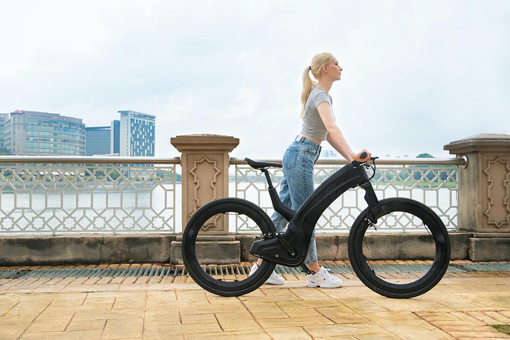 سلالة جديدة من الدراجة الكهربائية
