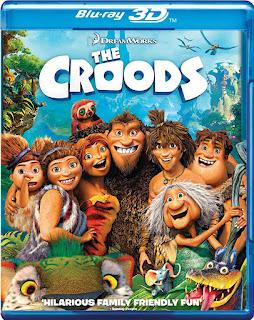 Los Croods 2: Una Nueva Era [BD25 3D] *Con Audio Latino