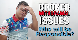 Livestream (7.10.2020) Broker Withdrawal Issues - a Traders responsibility
