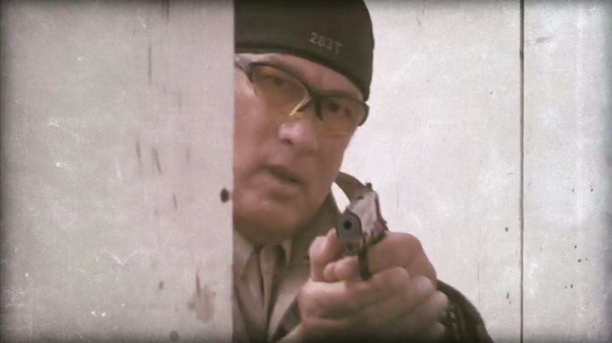 Steven Seagal reality show