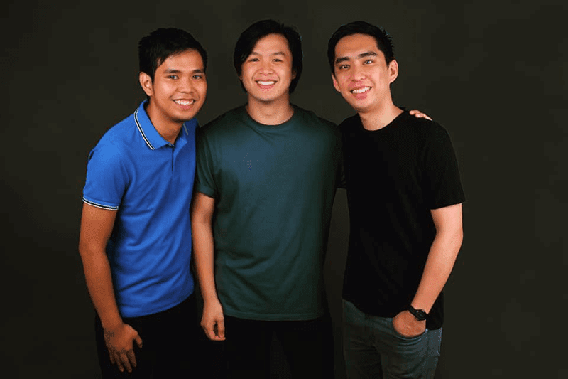 Jeremiah Abalos, Josh Supan and David Marquez