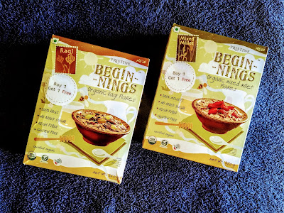 Healthiest Breakfast For PCOS - Ragi Flakes and Millet Flakes