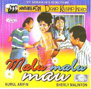 Malu-Malu Mau Poster