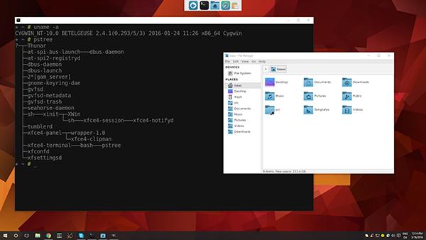 Creative buck bash plus windows 10 equals linux gui apps for 1 plus 1 equals window
