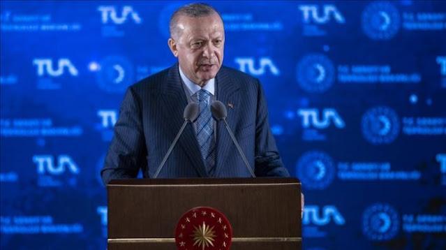 Amerika Jual Senjata ke Israel, Erdogan Meradang Semprot Joe Biden