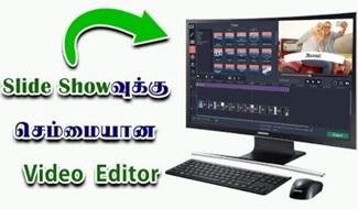 Best Video Editor for Slide Show Videos