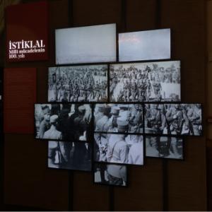 Milli Mücadelenin 100. Yılında İstiklal Sergisi