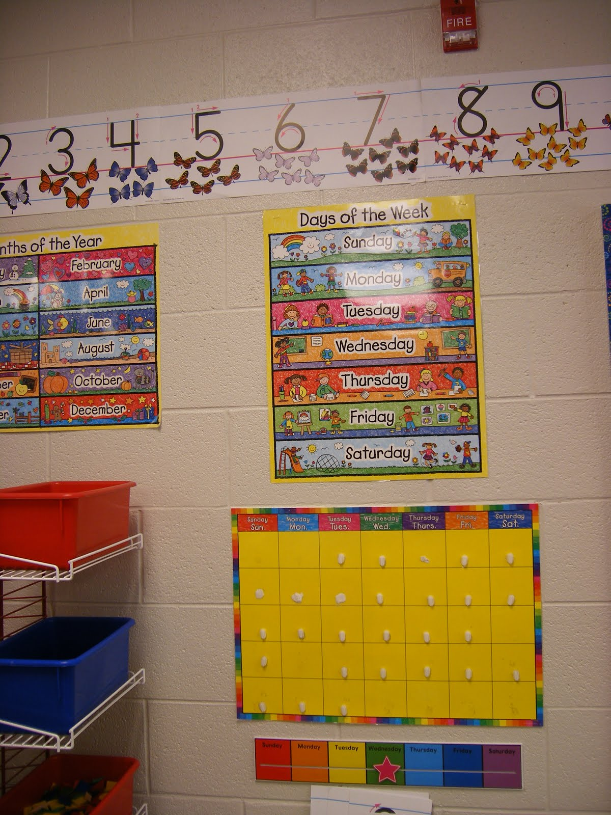 Keeping Up With The Kindergartners A Numeracy Rich