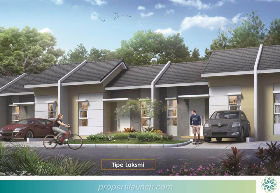 Rumah Srimaya Residence Tipe L6