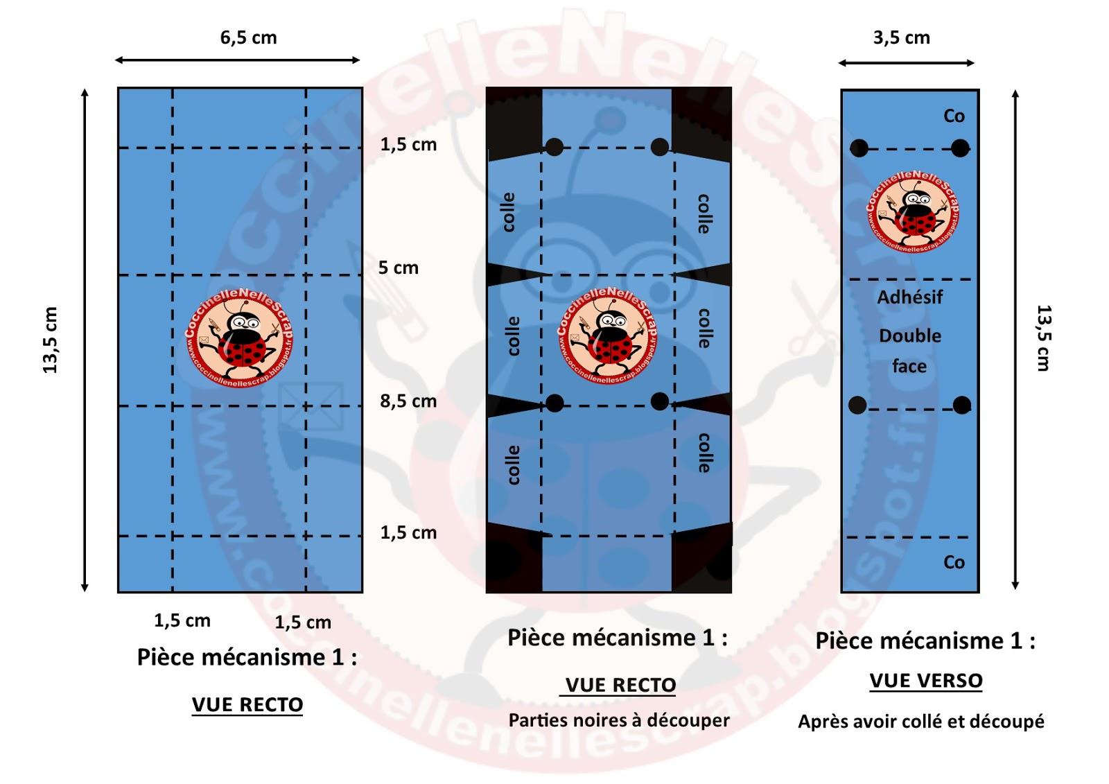 Coccinellenellescrap Blogspot Fr Carte Animee Lance Confettis