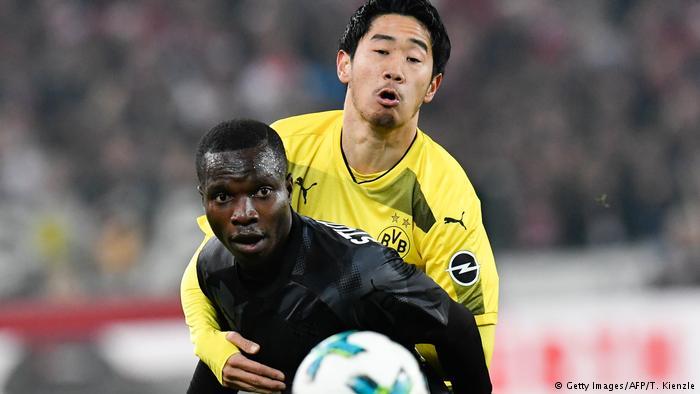 บาคาร่า แทงบอลออนไลน์ ผลการแข่งขันระหว่าง VfB Stuttgart Vs Borussia Dortmund