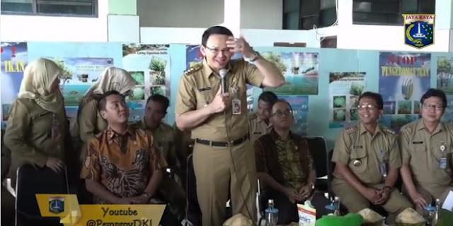 Ahok Lecehkan Al Quran Membodohi Umat Islam Di Depan Warga Pulau Seribu