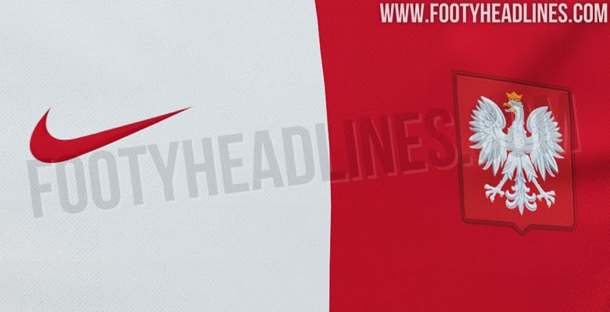 5ef31cfb559 Special-Edition Nike Poland 100th Anniversary Shirt Leaked