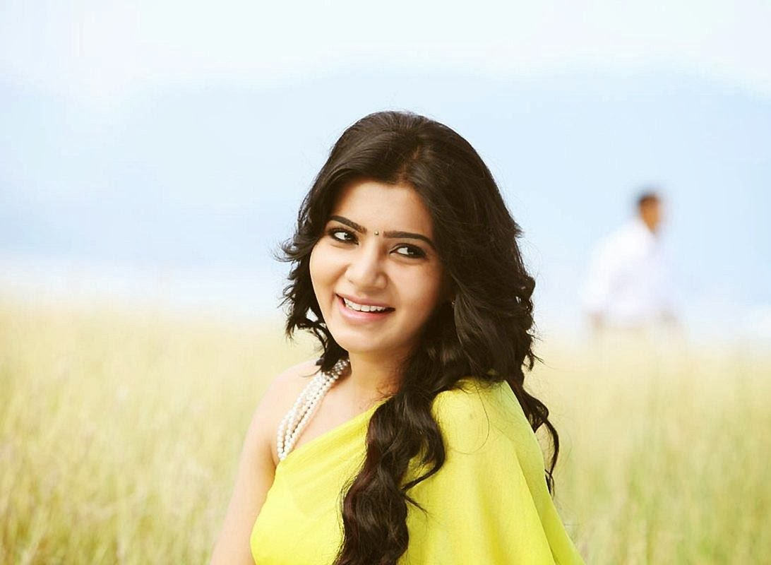 Samantha Hd Wallpapers: ALL STAR HD WALLPAPERS DOWNLOAD: Samantha Ruth Prabhu HD
