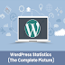 100 + WordPress Statistics (The Complete Picture) – 2020 #infographic