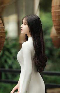 Nữ sinh xinh như nàng thơ trong bộ ảnh chia tay tuổi học trò