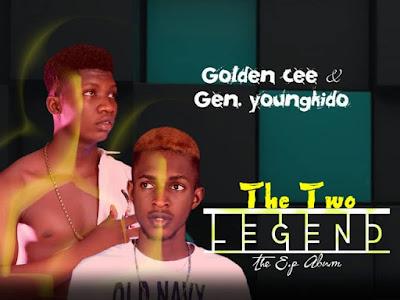 ALBUM: Golden Cee & Gen-Youngkido — T.T.L EP Album