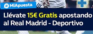 william hill promocion Real Madrid vs Deportivo 21 enero