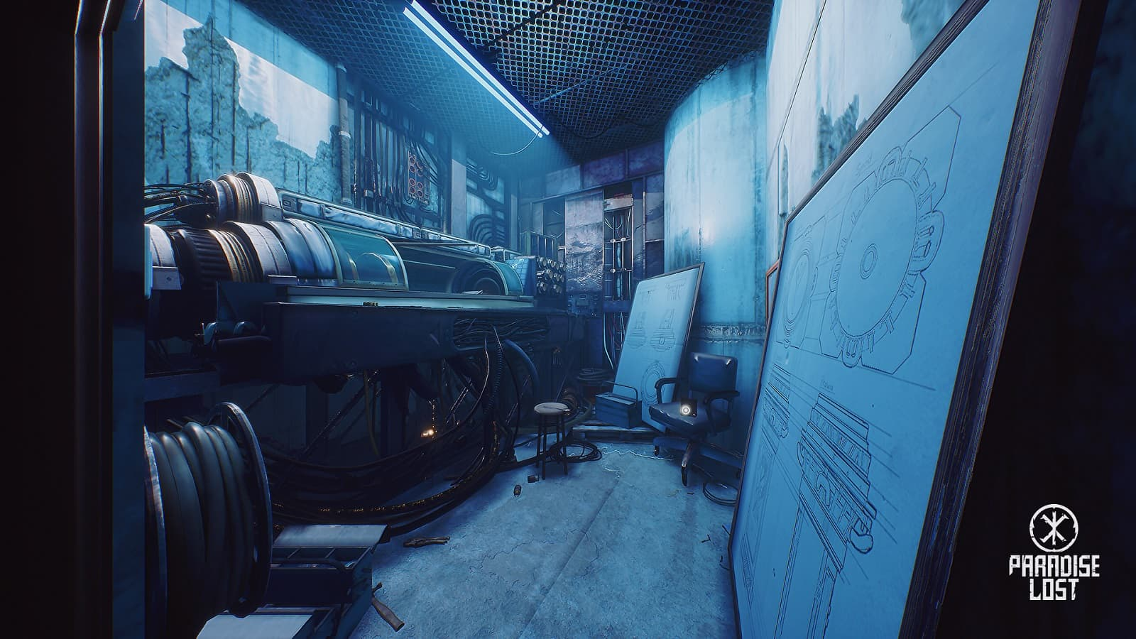 Кинематографичный трейлер и свежие скриншоты фантастического приключения Paradise Lost - 02