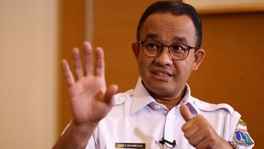 Pertumbuhan ekonomi DKI Jakarta turun di 2018, Anies sebut gara-gara Asian Games