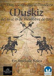 Muskiz organiza su primer Mercado Medieval