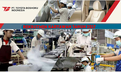 Karir PT Toyota Boshoku Indonesia