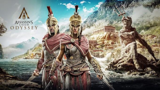 Assassin's Creed Alexios e Kassandra