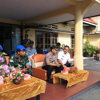 Wali Kota Menghadiri Apel Gelar Pasukan Zebra Kayan 2019 di Halaman Mako Polres Tarakan - Tarakan Info