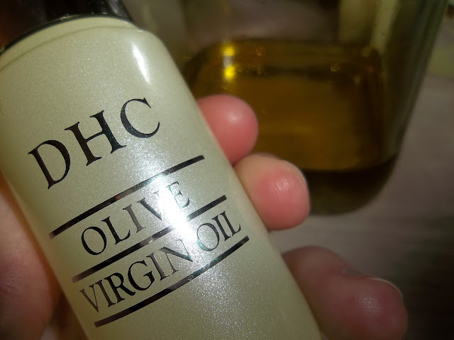 Huile Nourrissante Visage Olive Virgin Oil - DHC