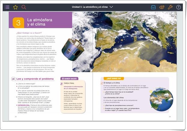 Ciencias Sociales De Primaria Unidad 3 De Ciencias Sociales De 5º De Primaria La Atmósfera Y El Clima
