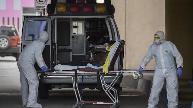 México: 332 muertos por coronavirus y cinco mil 14 casos confirmados