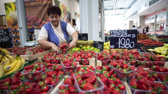 KSH: 2,9%-kal nőttek a fogyasztói árak